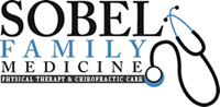 Sobel Family Medicine  Physical Therapy & Chiropractic Care Logo